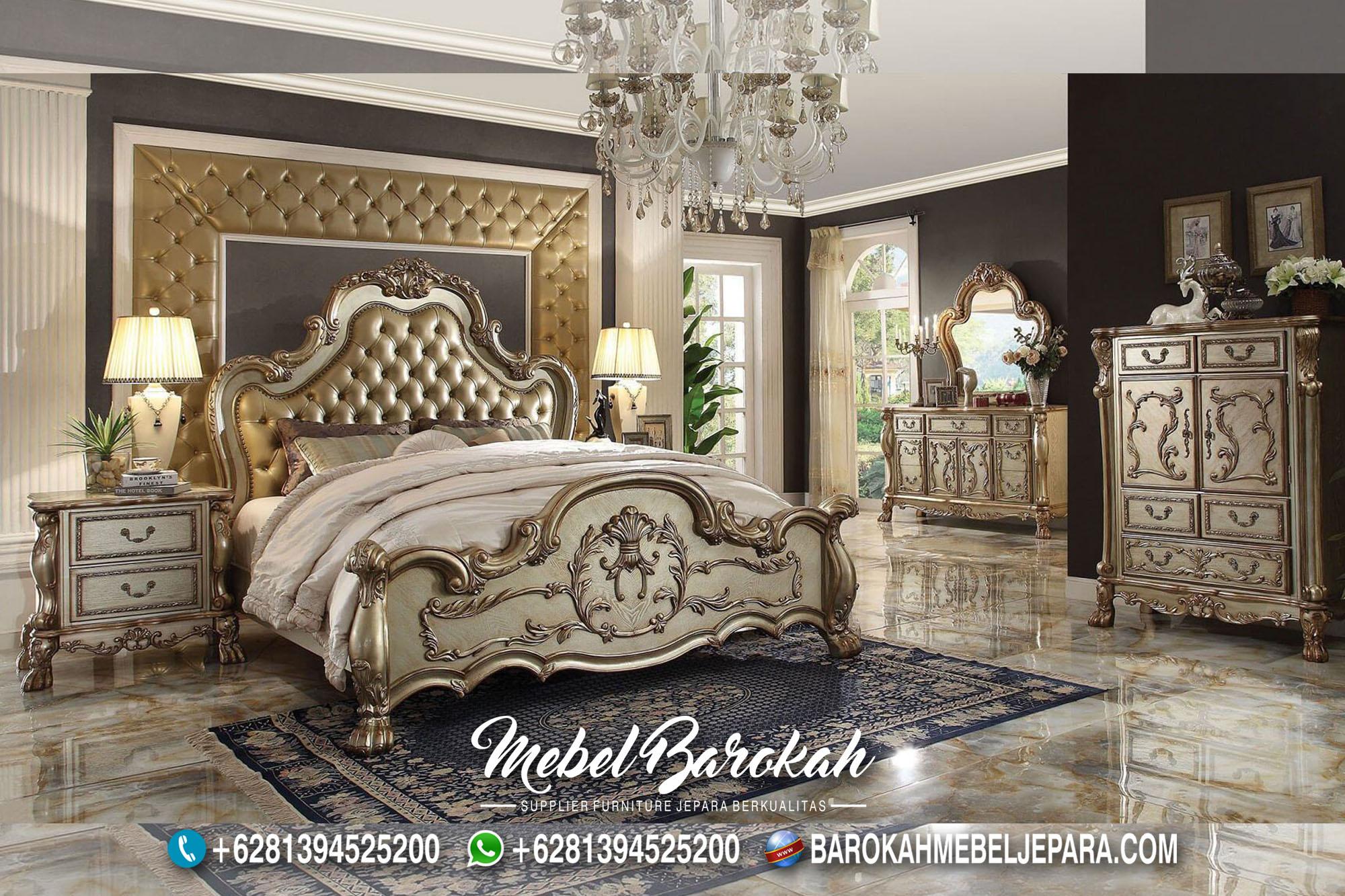 Bedroom Set Luxury Model Queen MB-654