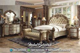 Terbaru Set Tempat Tidur Ukir Jepara Luxury MB-655