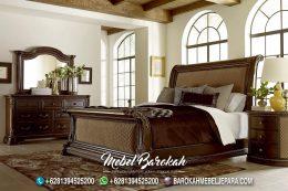 Tempat Tidur Jati Natural Berkwalitas MB-657
