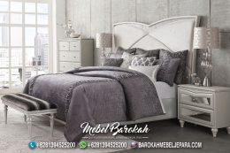 Best Model Bed Set Luxury Minimalis Modern MB-661