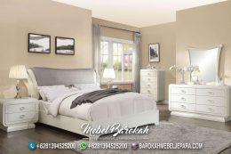 Jual Kamar Tidur Warna Putih Mutiara MB-642