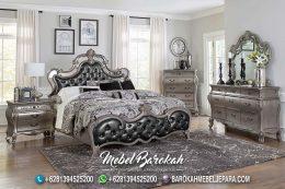 Beautifull Desain Kamar Klasik Silver Colour MB-646