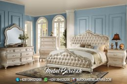 Best Kamar Set Ukir Italian Leather MB-668