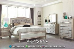 New Tempat Tidur Minimalis Modern Apartemen MB-669