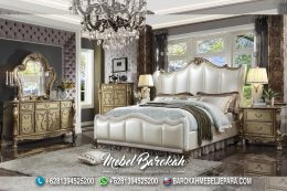 Bedroom Set Luxury Model Queen MB-670