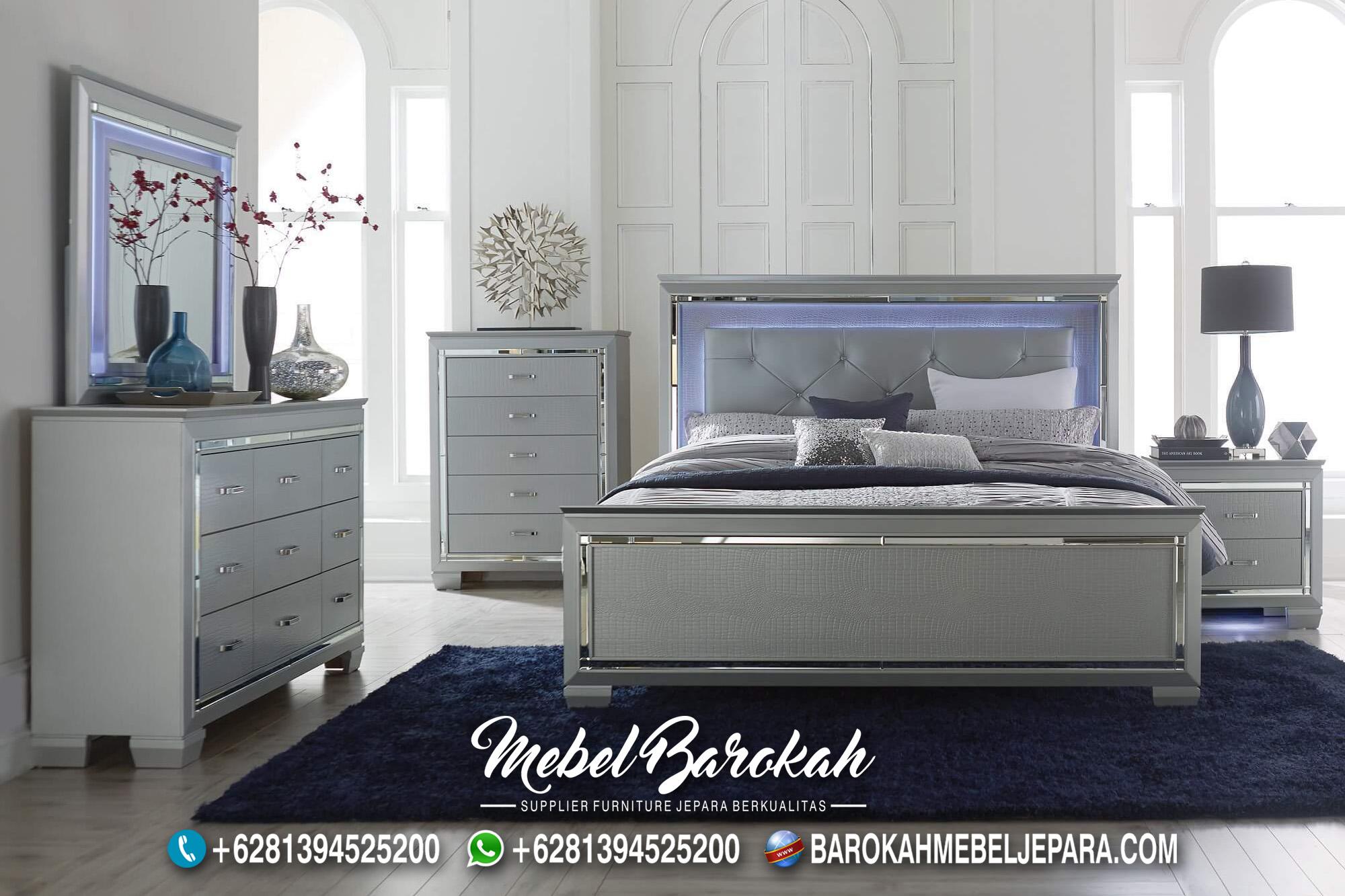 New Desain Kamar Apartemen Minimalis Modern MB-673