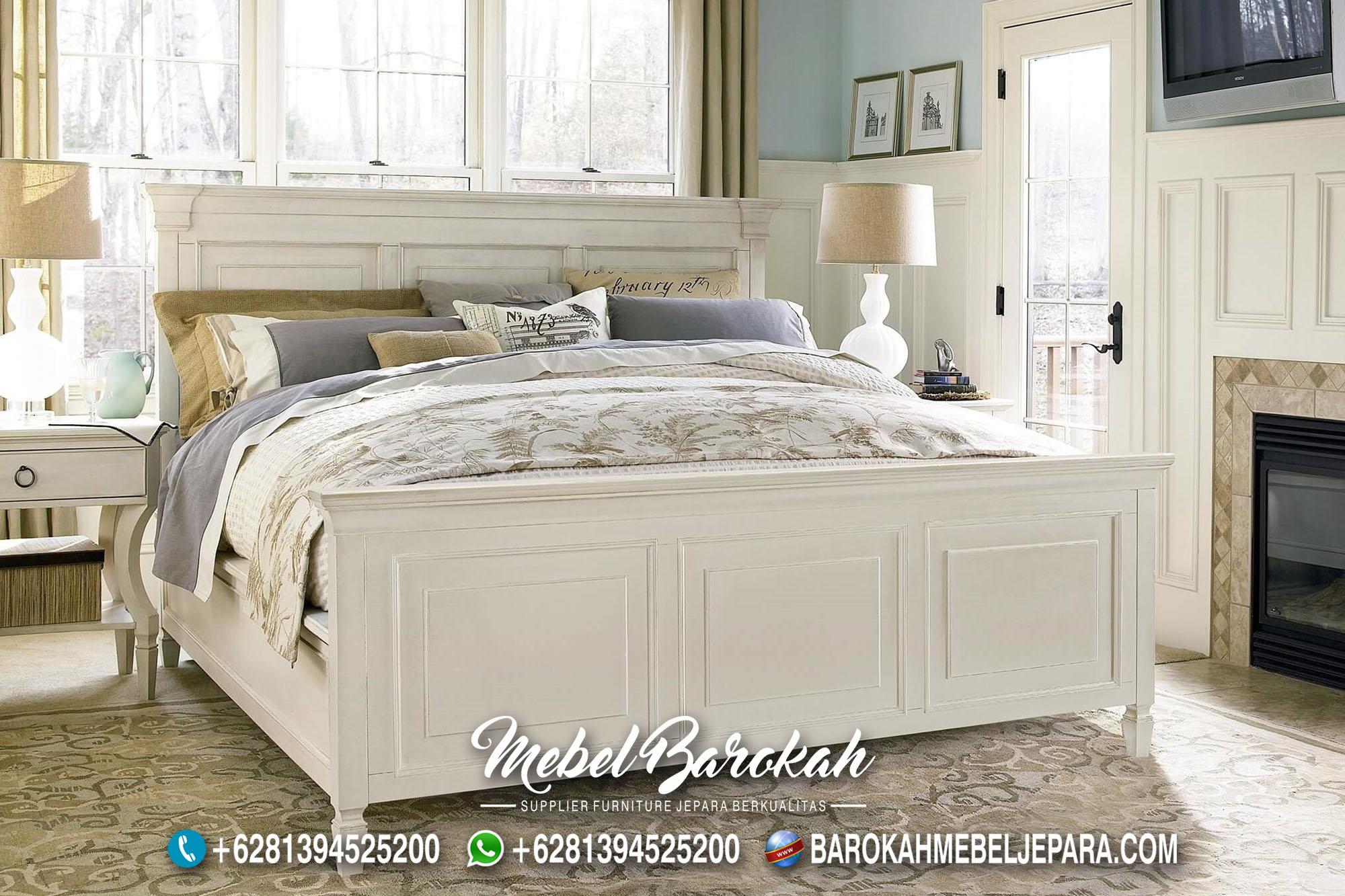 Jual Tempat Tidur Compact Putih Solid MB-687
