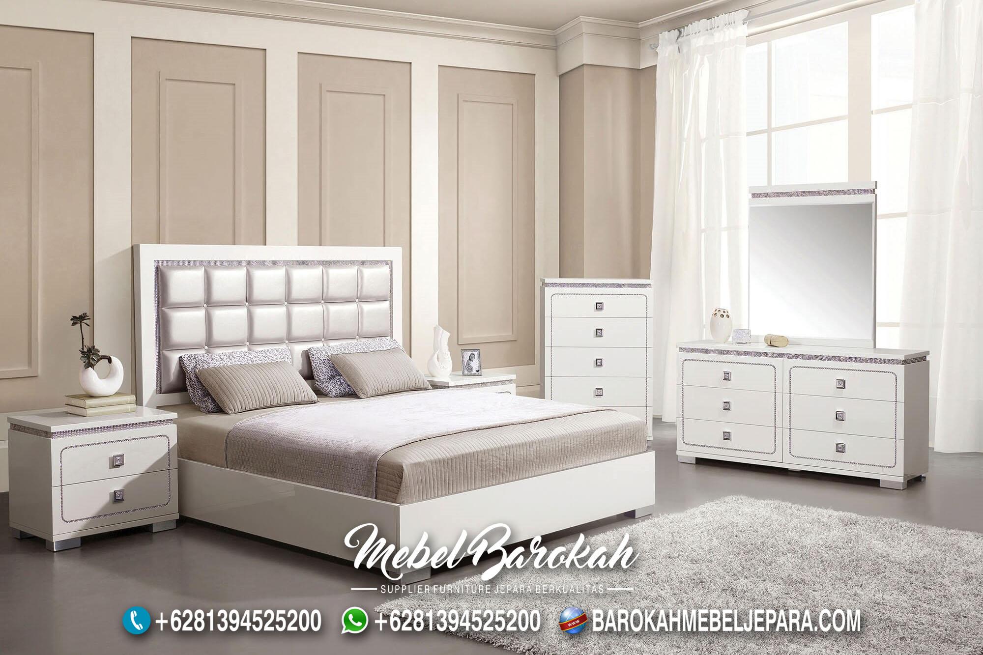 Desain Tempat Tidur Minimalis Simple MB-688