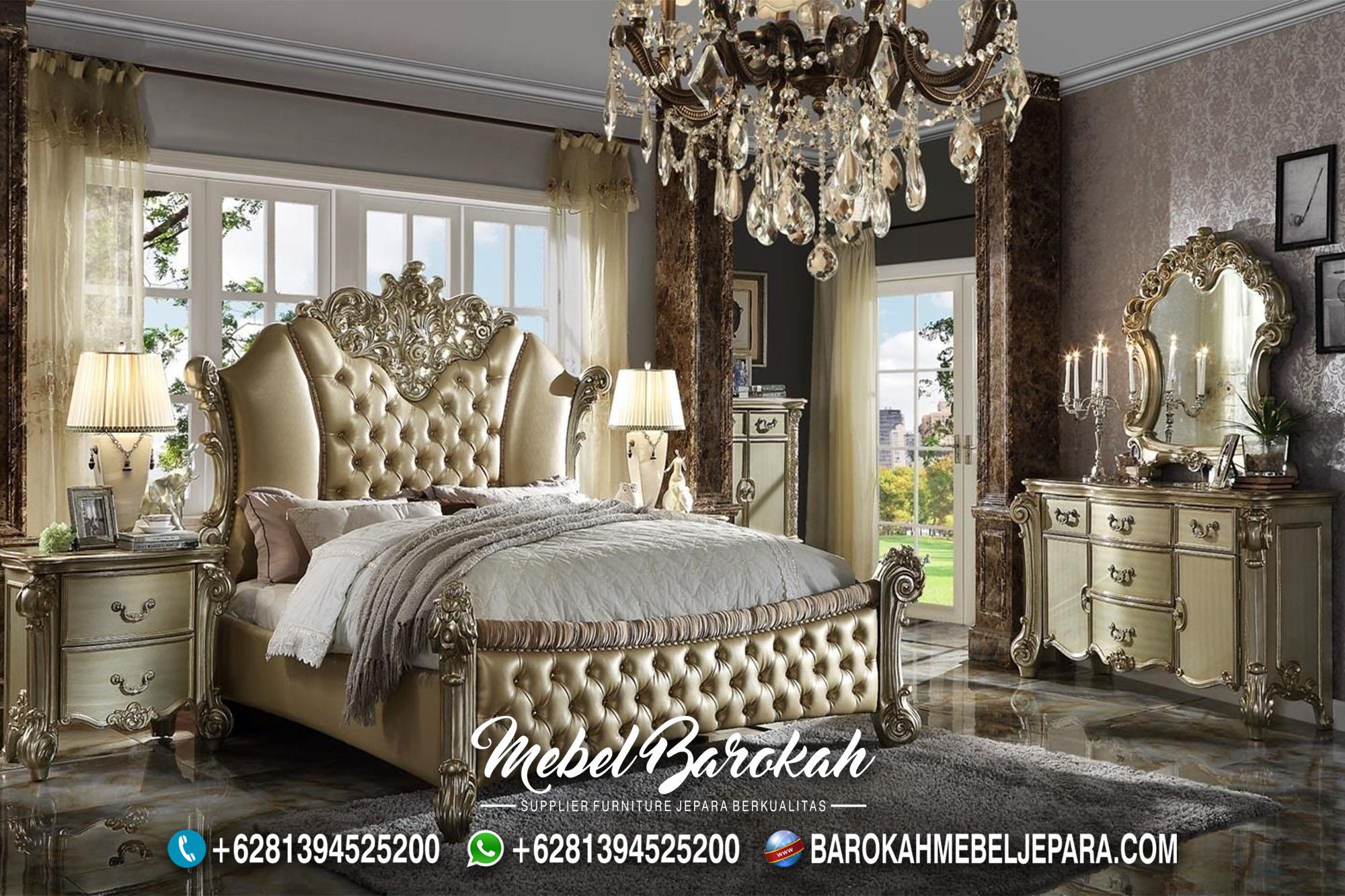 New Model Kamar Ukir Klasik King Size MB-689