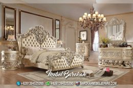 Luxury Bedroom King Ukir Jepara MB-697