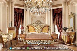 Kamar Tidur Raja Arab Mewah Terbaik MB-698