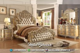 New Bedroom Set Desain Victorian Casual MB-702