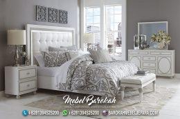 New Ide Kamar Tidur White Colour Minimalis Modern MB-742