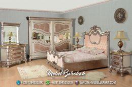 New Model Kamar Tidur Pink Soft Elegan MB-719