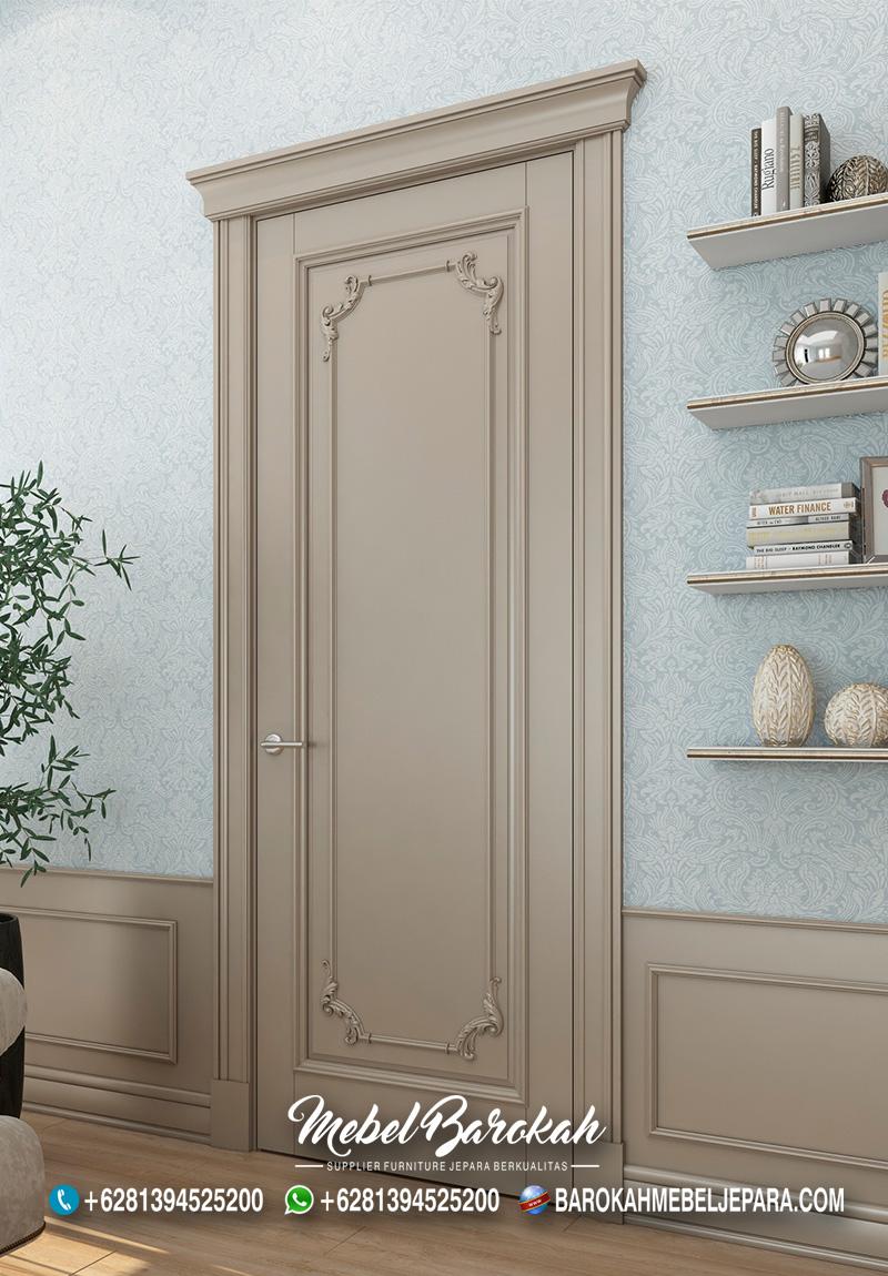 New Jual Pintu Rumah London Simple MB-753