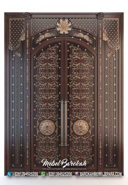 Furniture Model Pintu Masjid Timur Tengah MB-745