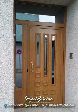 Model Pintu Rumah Minimalis Modern Natural MB-772