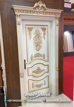 New Model Pintu Full Ukir Gold Luxury MB-775
