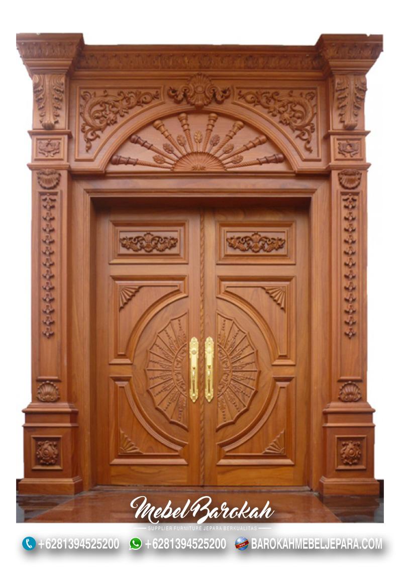 Jual Gate Kusen Pintu Natural Eropa MB-784