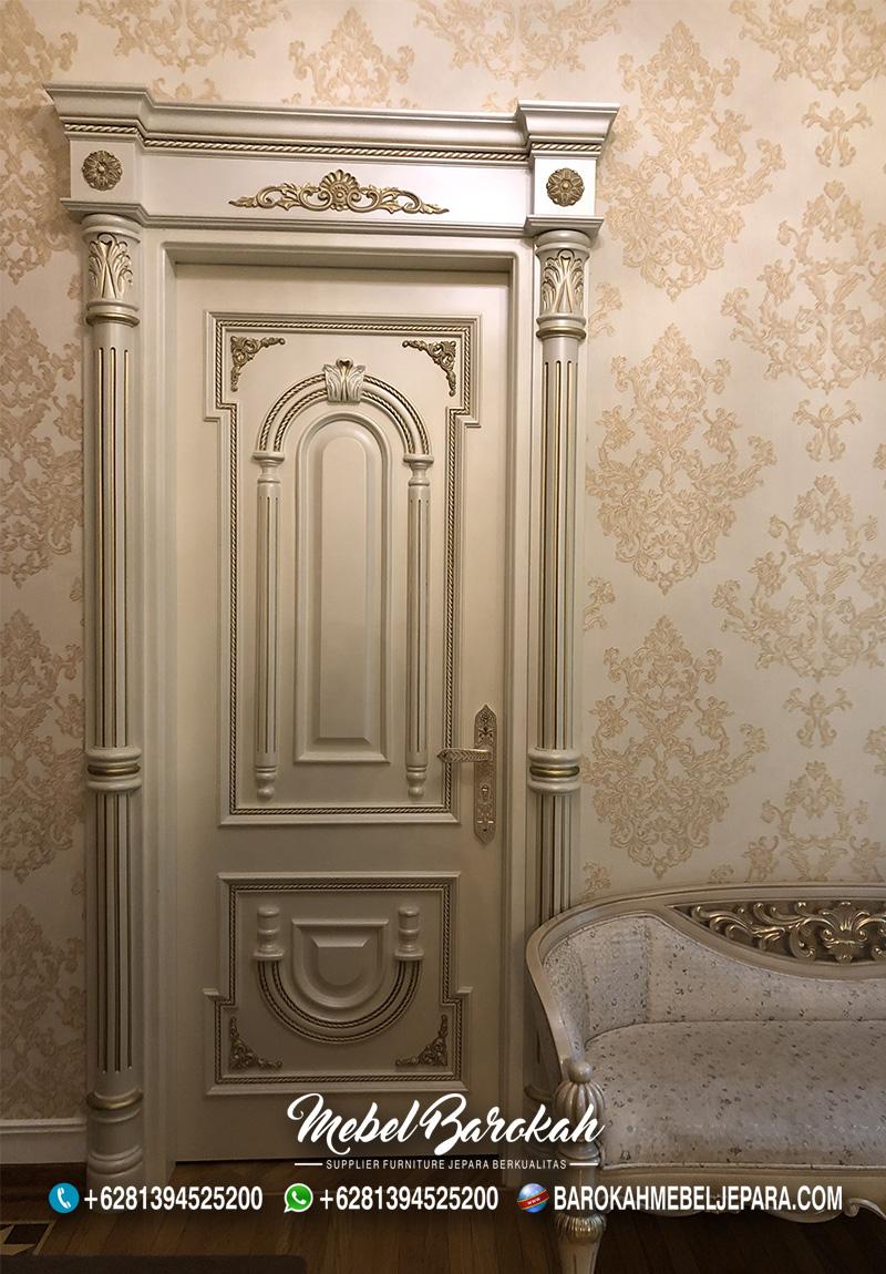 Pintu Klasik Luxury Cantik Elegan Mewah MB-833