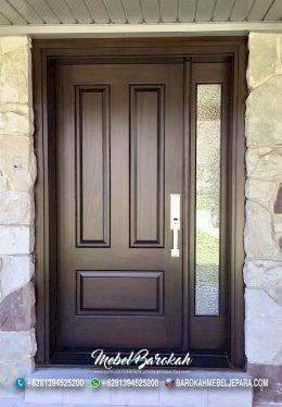 Jual Set Kusen Pintu Panel Jendela Samping MB-838