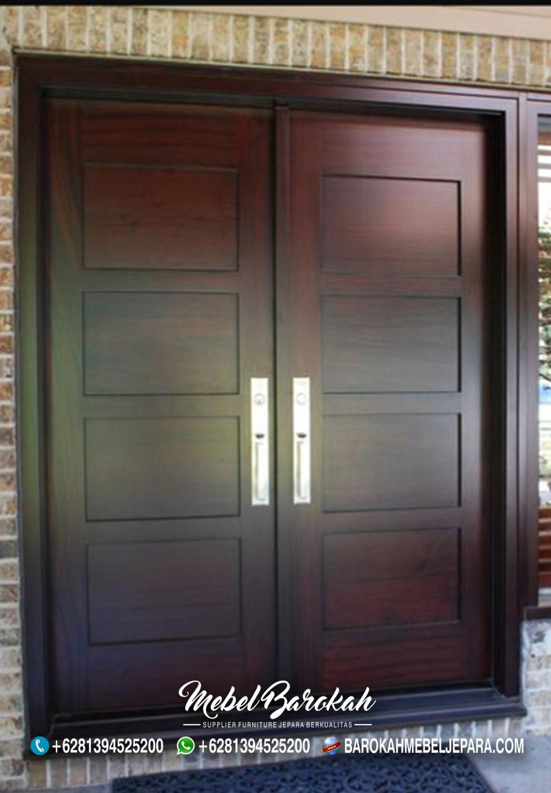 Jual Aneka Pintu Rumah Minimalis Sederhana Murah MB-856