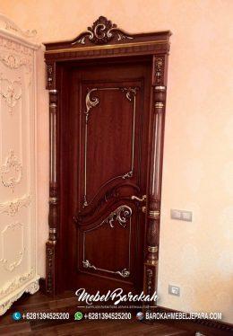 Jual Set Kusen Pintu Klasik Ukir Untuk Hotel Bintang Lima MB-869