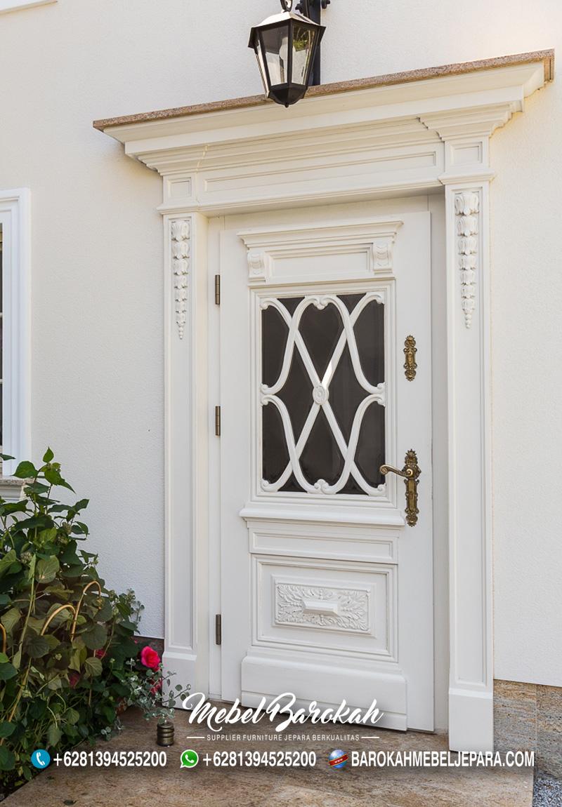 Model Pintu Rumah Mewah Ala Sultan MB-795