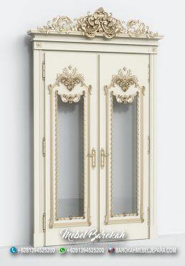 Desain Model Pintu Luxury Ukiran Jepara Mewah MB-819