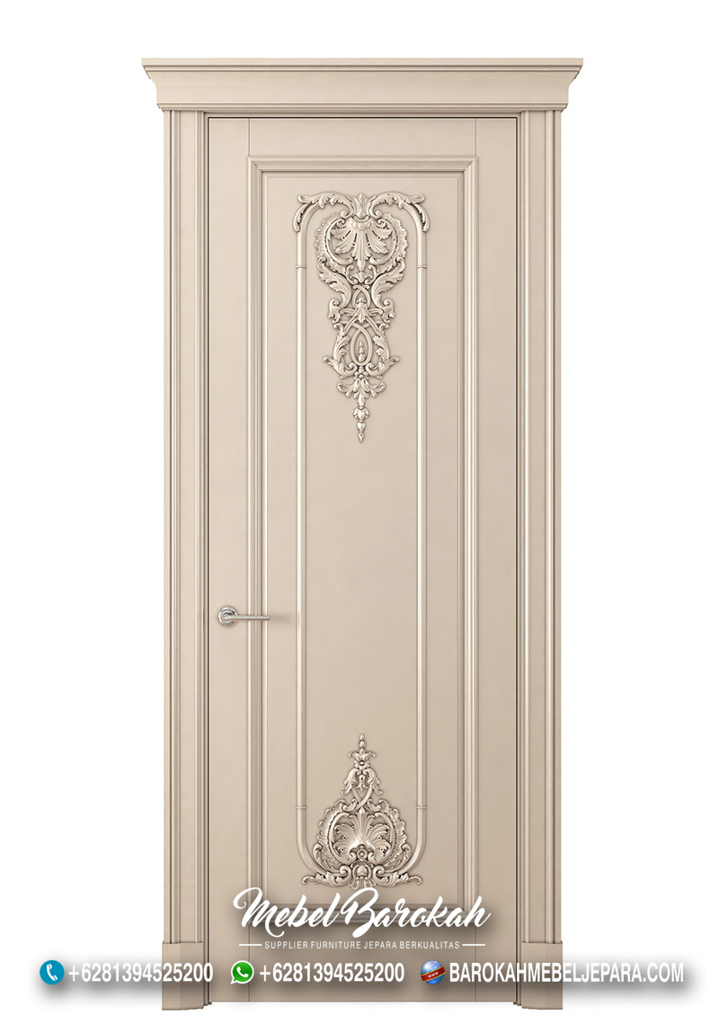 Desain Model Pintu Terbaru Luxury Ukir Perancis MB-829