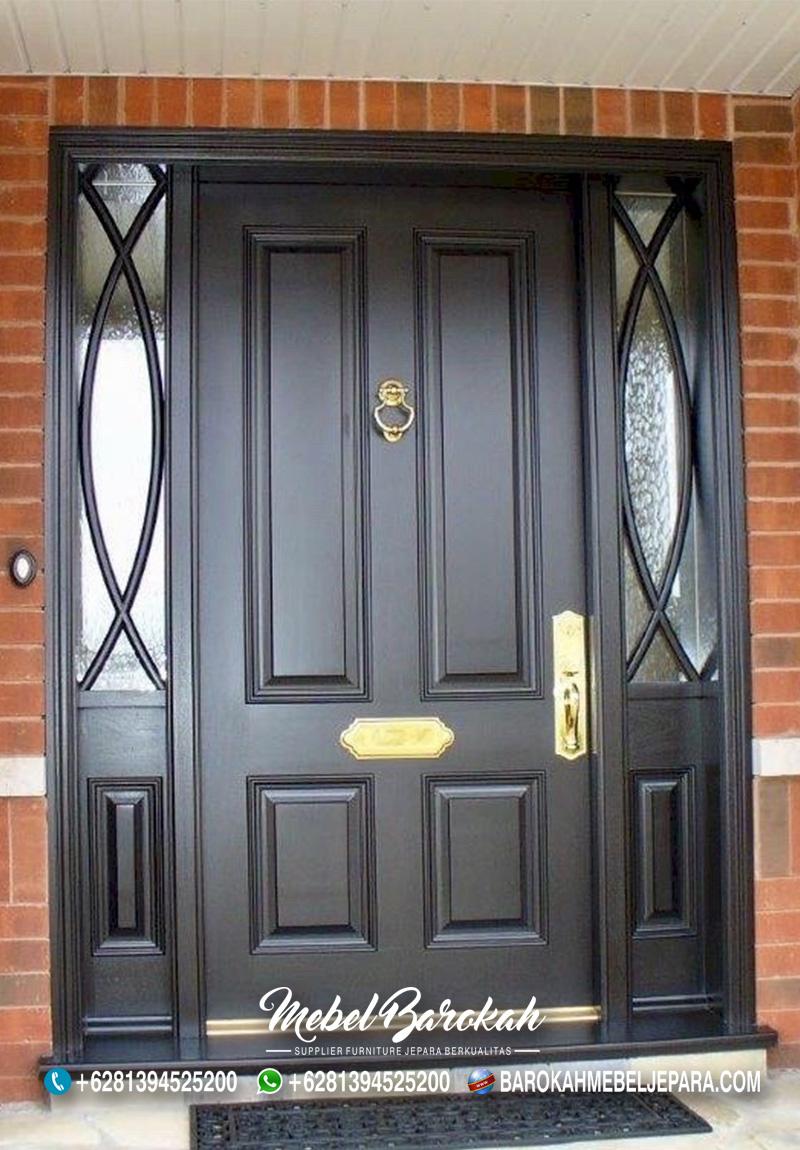 Pintu Rumah Minimalis Terlaris Sideligth MB-831