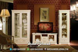 Best New Almari TV Murah Warna Duco Putih MB-1022