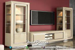Minimalis Modern Set Buffet TV Rak Hias Model Baru MB-1059